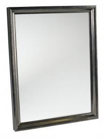 Spegelverkstad Spiegel Arjeplog Antraciet - Eigen afmetingen