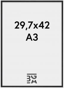 Estancia Galant Plexiglas Zwart 29,7x42 cm (A3)