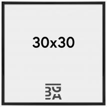 Walther Kader New Lifestyle Acrylglas Zwart 30x30 cm