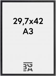 Estancia Kader Galant Acrylglas Zwart 29,7x42 cm (A3)