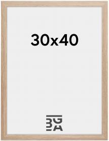 Estancia Kader Stilren Acrylglas Eikenhout 30x40 cm