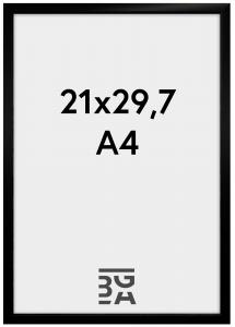BGA Nordic Kader New Lifestyle Zwart 21x29,7 cm (A4)