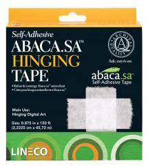 Konstlist Lineco Abaca.sa Hinging Tape