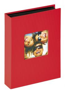 Walther Fun Minimax Album Rood - 60 Foto's van 10x15 cm
