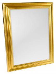 Spegelverkstad Spiegel Örbyhus Goud - Eigen afmetingen