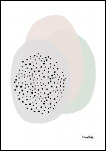 Bildverkstad Dots Poster