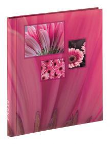 Difox Singo Album Zelfklevend Roze (20 Witte pagina's / 10 bladen)