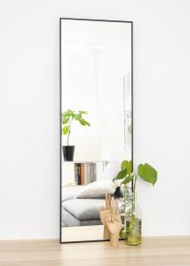 Estancia Spiegel Narrow Zwart 40x120 cm