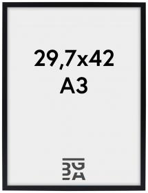 BGA Nordic Kader Edsbyn Zwart 29,7x42 cm (A3).