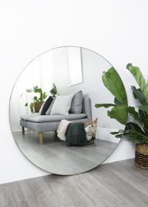 Artlink Spiegel Antiek messing 110 cm ø