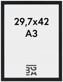Estancia Kader Stilren Zwart 29,7x42 cm (A3)