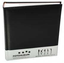 Estancia Album Zwart - 200 Foto's van 11x15 cm