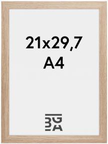 Estancia Kader Stilren Acrylglas Eikenhout 21x29,7 cm (A4)