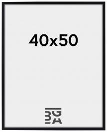 BGA Nordic Kader Edsbyn Zwart 40x50 cm