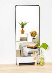Society of Lifestyle Spiegel House Doctor Chic Zwart 45x110 cm