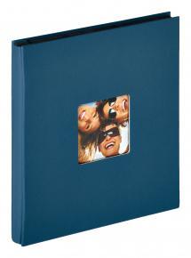 Walther Fun Album Blauw - 400 Foto's van 10x15 cm