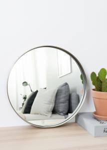 Hübsch Spiegel Metal 40 cm Ø