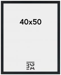 Estancia Kader Stilren Zwart 40x50 cm