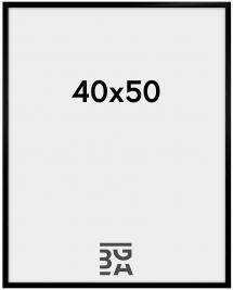 BGA Nordic Kader New Lifestyle Zwart 40x50 cm