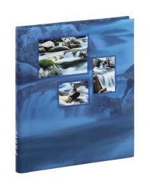 Difox Singo Album Zelfklevend Blauw (20 Witte pagina's / 10 bladen)