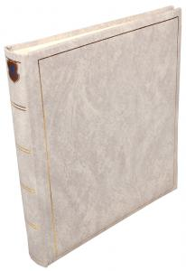 Henzo Henzo Basic Line Fotoalbum Wit - 28x30 cm (70 Witte pagina's / 35 bladen)