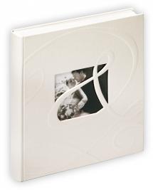 Walther Ti Amo Album - 28x30,5 cm (60 Witte pagina's / 30 bladen)
