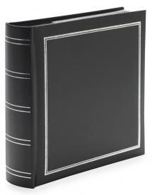 Black Line Super Memo Hz Fotoalbum - 200 Foto's van 10x15 cm