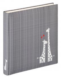 Walther Little Darling Album - 28x30,5 cm (50 Witte pagina's / 25 bladen)