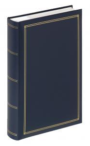 Walther Monza Album Memo Blauw - 300 Foto's van 10x15 cm
