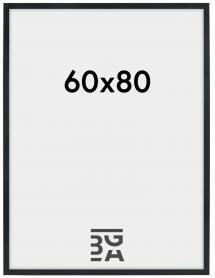 Estancia Kader Stilren Zwart 60x80 cm
