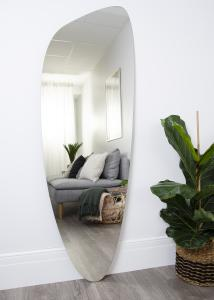 Incado Spiegel Slim Clear 160x57 cm