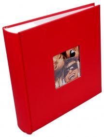 Fun Album Rood - 200 Foto's van 10x15 cm
