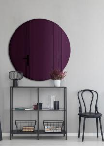Incado Spiegel Slim Purple 70 cm Ø
