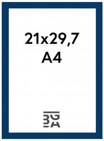 Incado NordicLine Classic Blue 21x29.7 cm (A4)