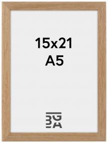 Focus Kader Rock Eikenhout 15x21 cm (A5)