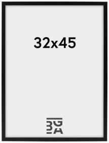 Galleri 1 Kader Edsbyn Zwart 32x45 cm
