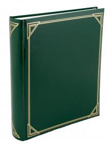Henzo Henzo Promo Album Groen - 29x33 cm (100 Witte pagina's / 50 bladen)
