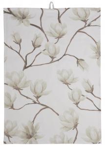 Fondaco Keukenhanddoek Magnolia - Zandkleur