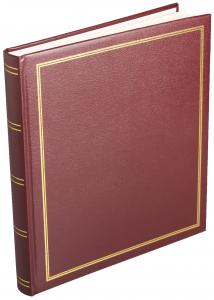 Estancia Diamant Album Zelfklevend Rood - 29x32 cm (40 pagina's)