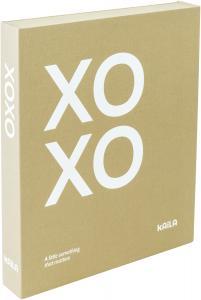 KAILA KAILA XOXO Vanilla - Coffee Table Photo Album (60 Zwarte pagina's)