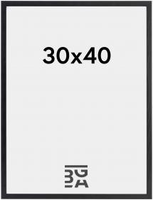 Estancia Kader Galant Acrylglas Zwart 30x40 cm