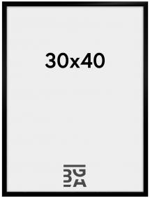 BGA Nordic Kader New Lifestyle Zwart 30x40 cm