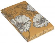 Fondaco Tafelkleed Mika - Saffraan 140x250 cm