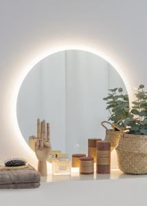 KAILA KAILA Spiegel Frost LED 60 cm Ø
