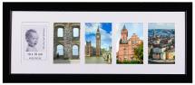 Artlink Zwart Collagelijst - 5 Foto's