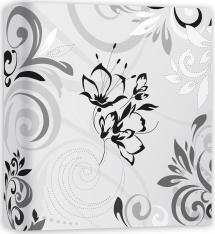 ZEP Umbria Wit - 31x32 cm (50 Witte Pagina's / 25 bladen)
