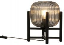 Aneta Belysning Tafellamp Vinda Klein - Zwart/Rook