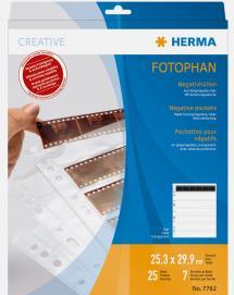 Herma negatiefbladen - 25-pack