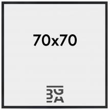 Estancia Stilren Zwart 70x70 cm