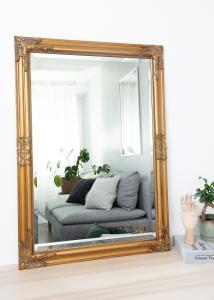 Artlink Spiegel Bologna Goud 60x90 cm